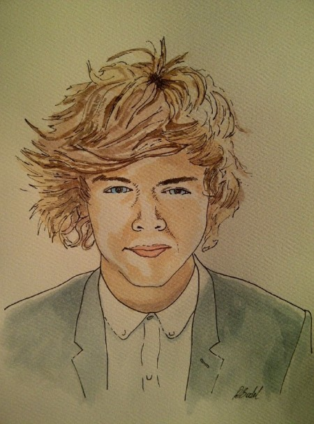 Harry_One Direction