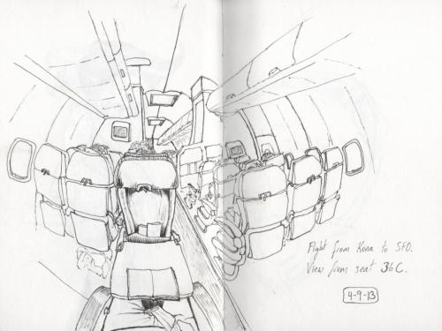Seat 36C