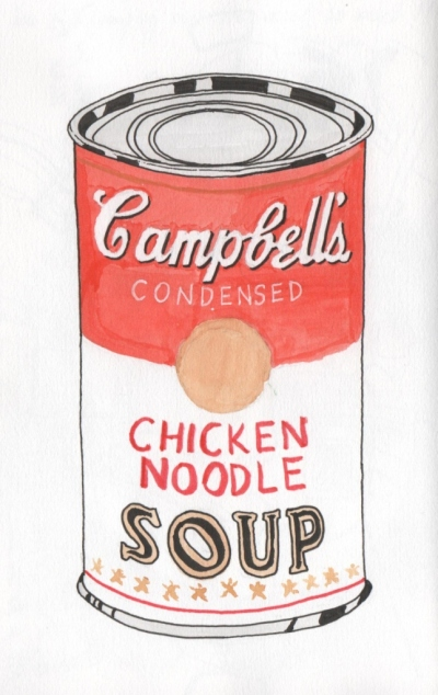 Warhol Campbells Soup